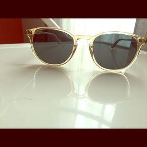 "Garrett Leight Accessories - Garrett Leight ""Brooks Sun"" sunglasses"