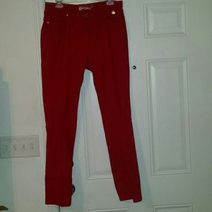 red apple jeans on Poshmark
