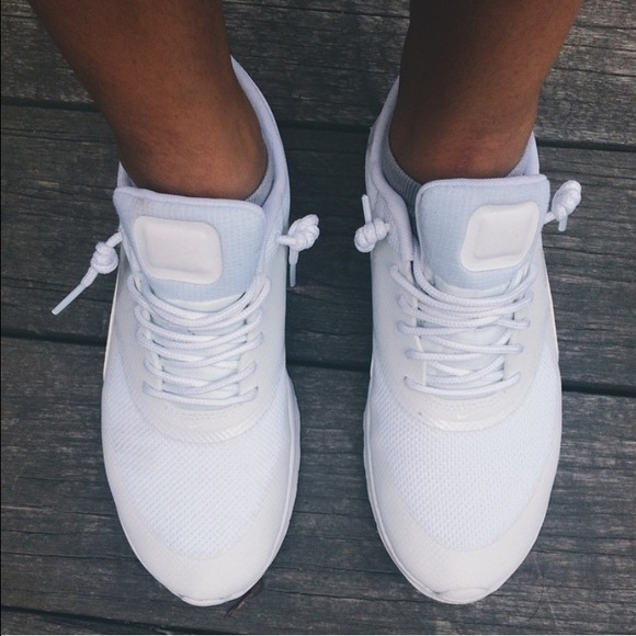 nike air max theas all white