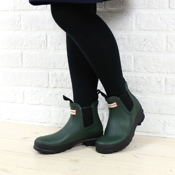 Hunter Shoes   Hunter Chelsea Boots