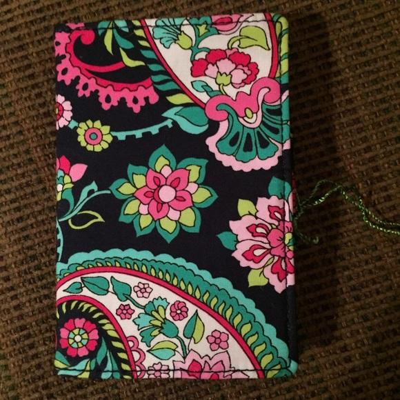 Vera Bradley Accessories - Vera Bradley Petal Paisley Fabric Journal- new a897c8a3139dd