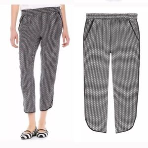 Joe Fresh Pants - NWT silk printed pants joggers
