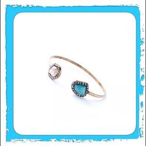 Boutique Jewelry - NEW Sand & Sky Open Boho Cuff Bracelet