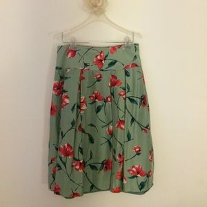 Silk EXPRESS skirt for sale!!