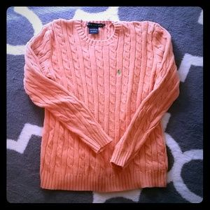 Cable Knit  Ralph Lauren sweater