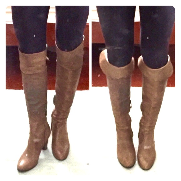 45aabd895 SE (Sam Edelman) Boutique Sarah Over The Knee Boot.  M 562e45e3522b458b54000aa2