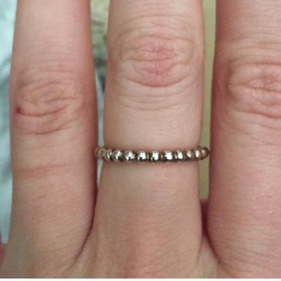 190b11e9a Pandora Jewelry - Eternal clouds ring ...