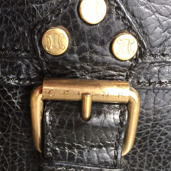 celine trio bag in new condition