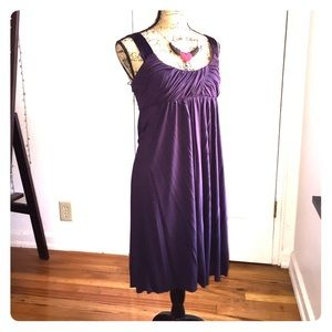 Matty m rayon dress
