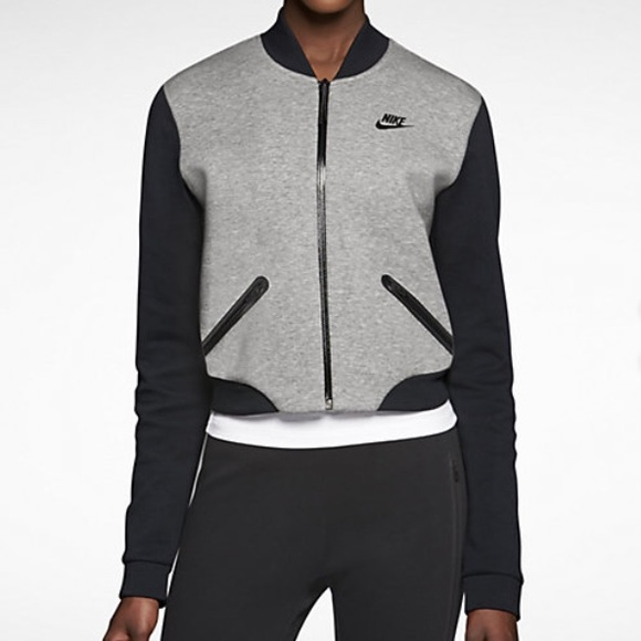 nike bomber jacket for women