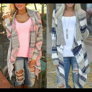 I SO Knitted Cardigan