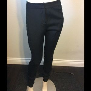 Temperley London Black Tiger Trousers