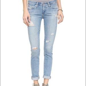 70% off Paige Jeans Denim - Paige verdugo ankle skinny jeans size ...