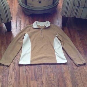 IZOD Sweaters - IZOD fleece pullover size small