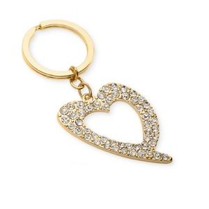 Accessories - Heart crystal key chain