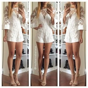 Dresses & Skirts - Olivia playsuit