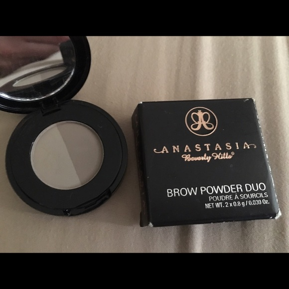 Anastasia Other Brow Powder Duo Ash Blonde Taupe Poshmark