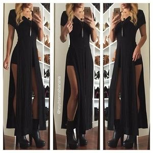 Dresses & Skirts - Double slits maxi dress