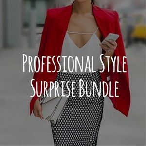 Other - Professional Style mystery bundle 🙈