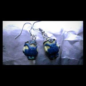 Jewelry - Minion earrings