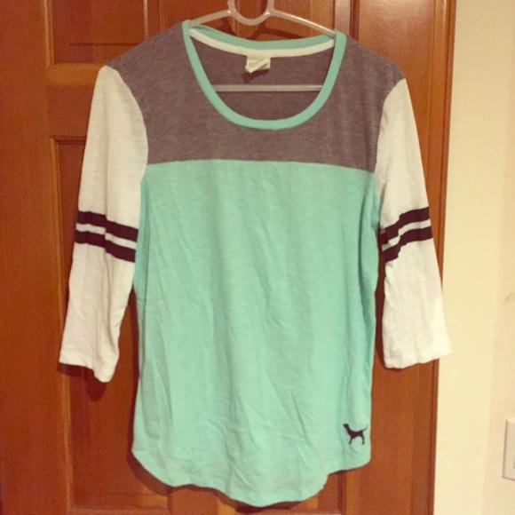 Green Pink Shirt | Is Shirt