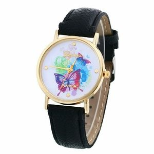 Geneva Jewelry - BUTTERFLIES ARE FREE WATCH - 5W