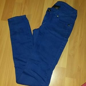 City Streets Denim - Blue skinny jeans