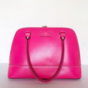 Kate Spade Neon Pink Handbag