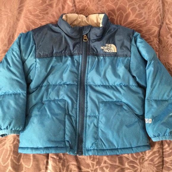 8568f4b39b088 The North Face baby boy coat. Size 12-18m. M 562f9d784e8d175480000d49