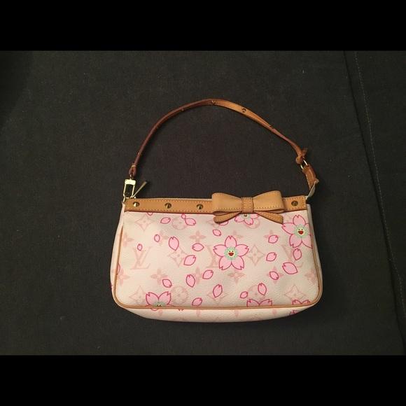 b81faa4f2677 Louis Vuitton Handbags - Louis Vuitton Murakami Cherry Blossom Bag (LV)