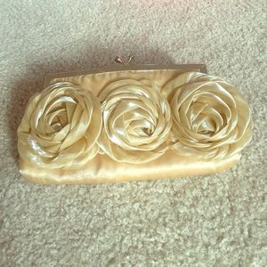 Handbags - Brand New Gold Clutch