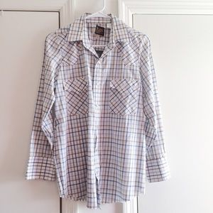 Urban Outfitters Tops - Urban Renewal Flannel Shirt
