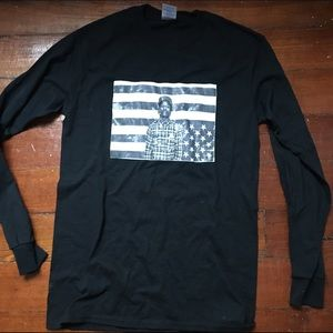 A$AP Rocky long sleeve shirt