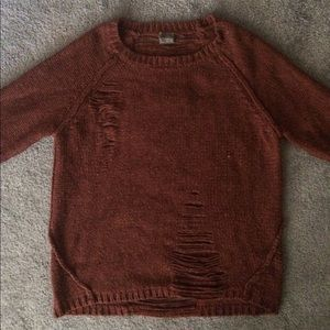 Maroon Urban Outfitters Sweater