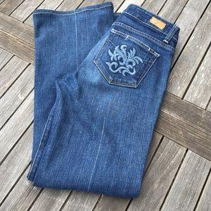 Paige Denim Jeans Robertson 27
