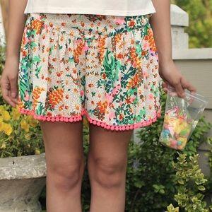 Pants - colorful skorts