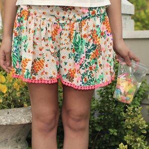Pants - colorful shorts