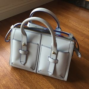 IIIBeCa by Joy Gryson Handbags - Pastel Leather Joy Gryson Handbag