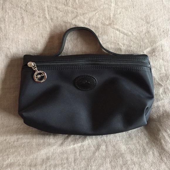 ca6125423a Longchamp Handbags - Longchamp Paris Le Pliage Pouchette Cosmetic Case
