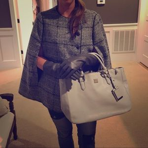 The limited collection grey bag/Olivia pope