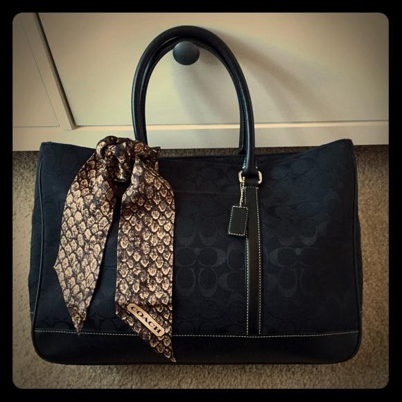 467c8ee640 Coach Handbags - Coach Briefcase   laptop bag