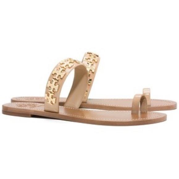 50bc6c3d0 NWT Tory burch Val sandals