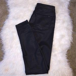 Zara size 2 black pant