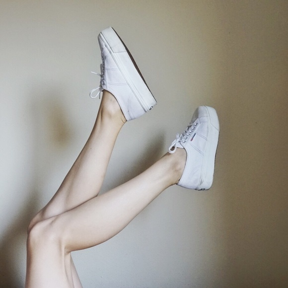 Gap Kids White Shoes