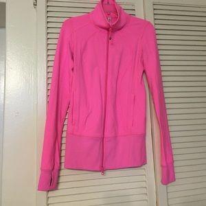 Hot Pink Lululemon Jacket
