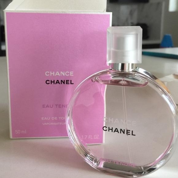 chanel other new chance eau tendre perfume 107fl oz poshmark. Black Bedroom Furniture Sets. Home Design Ideas