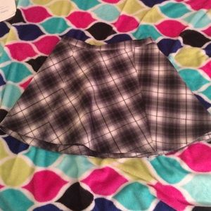 Plaid Urban Outfitter Skirt