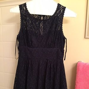 Juniors dress from Macy's