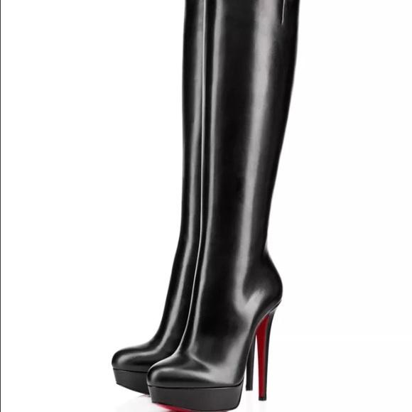 online store a3841 47343 Christian louboutin Bianca Botta boot