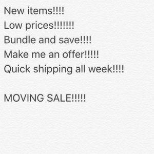 Shipping tomorrow!!!!!!!